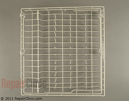 Norge Dishwasher Upper Dishrack Assembly