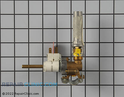 Surface Burner Valve (OEM)  86689