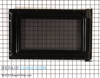 Microwave Door Panels