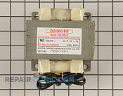 High Voltage Transformer - Part # 758231 Mfg Part # 16QBP4274