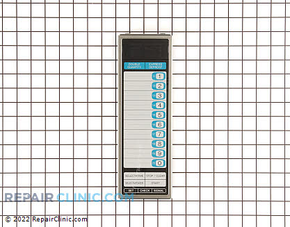 Touchpad and Control Panel (OEM)  41QBP4261, 759162