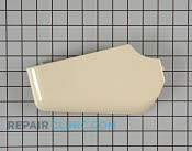 End cap rt (almond) - Part # 769313 Mfg Part # WB07K10047