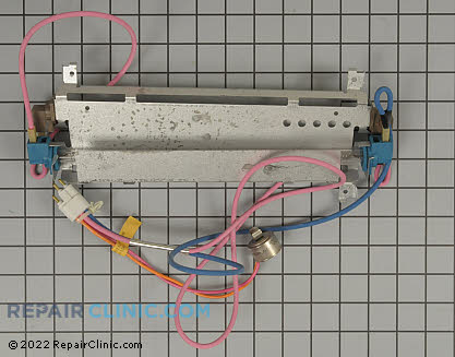 Defrost Heater Assembly (OEM)  WR51X10022