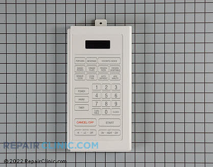Touchpad and Control Panel (OEM)  56001315, 777845