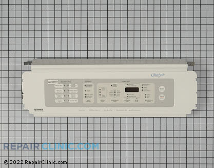 Touchpad and Control Panel (OEM)  8282528