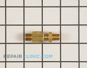 Tubing Coupler - Part # 800976 Mfg Part # 990-37-75
