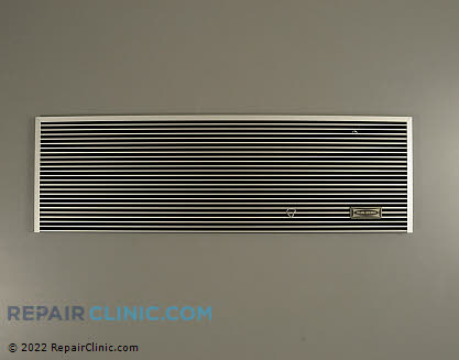 Louvered grille - 36x11 LG3611          Main Product View