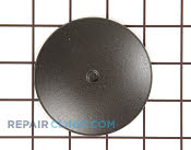 Surface Burner Cap - Part # 827803 Mfg Part # 3192488