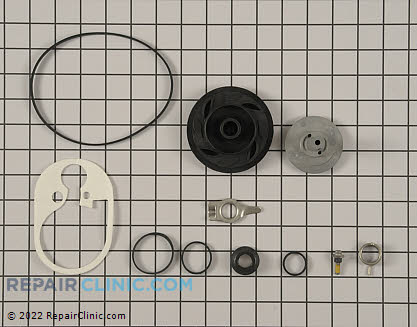 Impeller and Seal Kit (OEM)  8193524, 830831