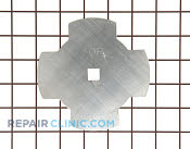 Stirrer Blade - Part # 874319 Mfg Part # WB06X10210
