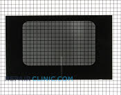 Oven Door Glass - Part # 876480 Mfg Part # WB57T10173