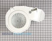 Blower Wheel and Housing - Part # 877438 Mfg Part # WE14X10025
