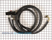 Drain and Fill Hose Assembly - Part # 877802 Mfg Part # WH41X10047