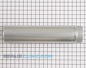 Rigid Vent Duct Tubing - Part # 877429 Mfg Part # WE14M90