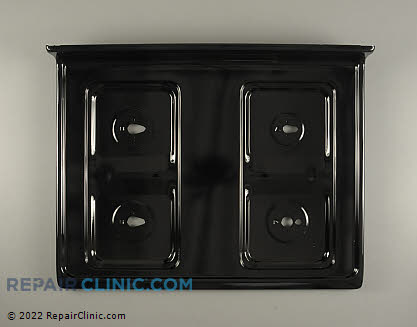 Glass Cooktop 316202321 Main Product View