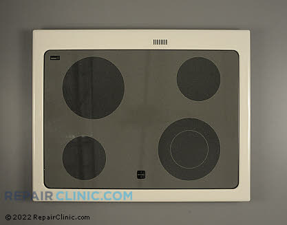 Glass Cooktop (OEM)  12001857