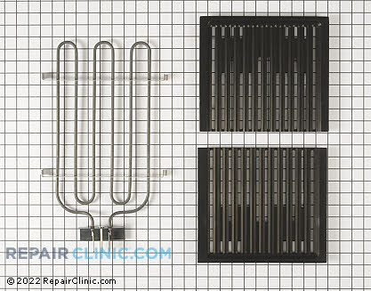 Range/Stove/Oven Grill and Grate Kits