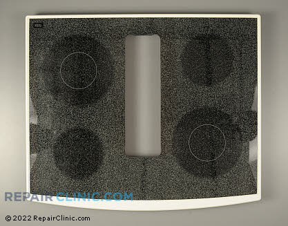 Glass Cooktop (OEM)  74005716, 895101