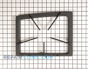 Grate (blk) - Part # 895377 Mfg Part # 74006011