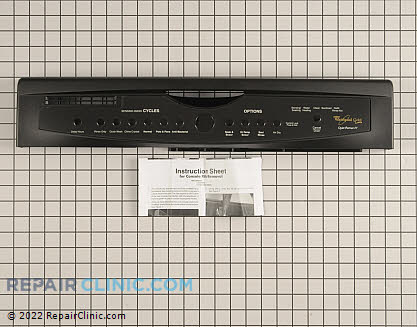 Touchpad and Control Panel (OEM)  8269464