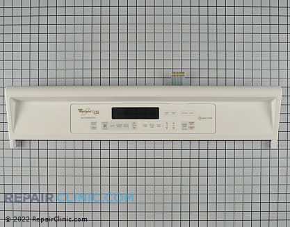 Whirlpool Range Touchpad and Control Panel