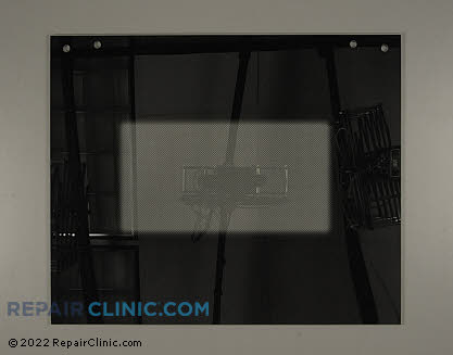 Outer Door Glass 8300912 Main Product View