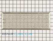 Grease Filter - Part # 910437 Mfg Part # WB06X10288