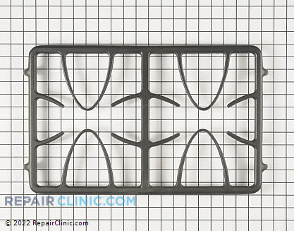 Burner Grate (OEM)  WB31T10047 - $84.75