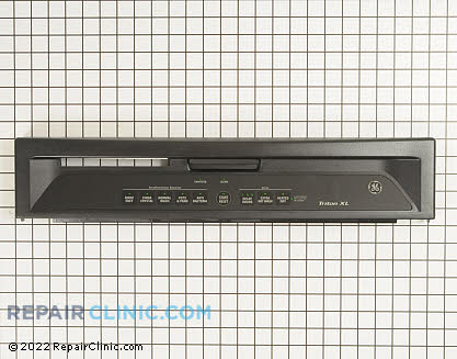 Touchpad and Control Panel (OEM)  WD34X10600