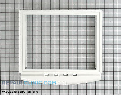 Shelf Frame Without Glass (OEM)  WR32X10184