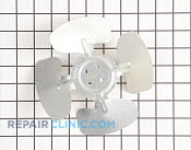 Fan Blade - Part # 915238 Mfg Part # 12587601