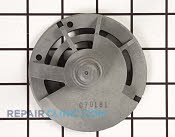 Rotor & Disc - Part # 914769 Mfg Part # WS26X10002