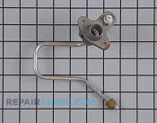 Surface Burner Orifice Holder - Part # 917913 Mfg Part # 316237804