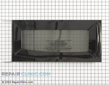 Kitchenaid Microwave Door Assembly