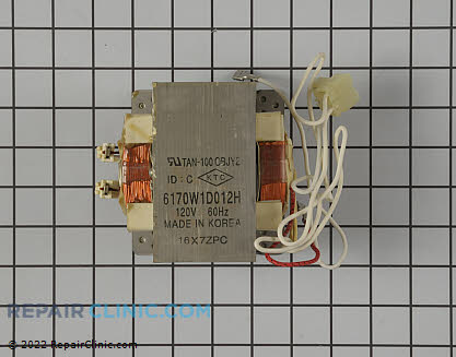 High Voltage Transformer 8172170 Main Product View