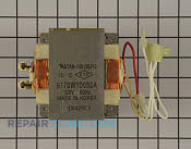 High Voltage Transformer - Part # 1455462 Mfg Part # W10170369