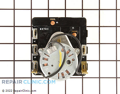 Whirlpool Defrost Thermostat Assembly