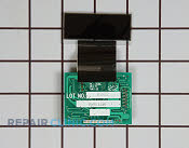 User Control and Display Board - Part # 1913476 Mfg Part # DPWBFB611WRK0