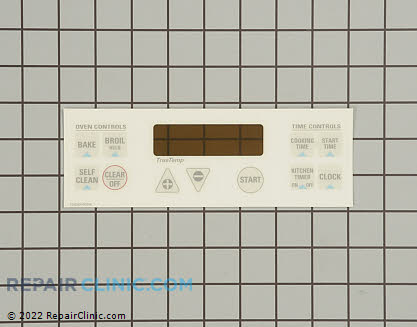 Faceplate WB27T10457 Main Product View