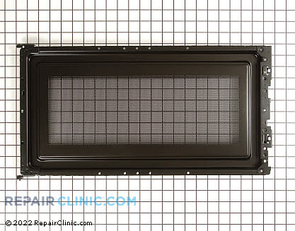 Microwave Oven Door WB55X10531 Main Product View