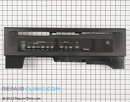 Touchpad and Control Panel (OEM)  WD34X10778
