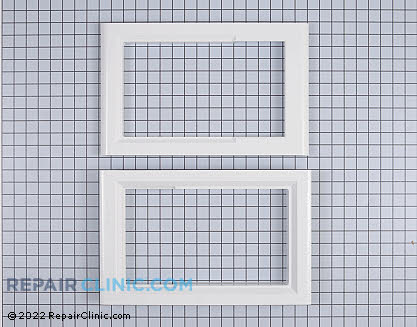 Dispenser Trim Piece (OEM)  WR38X10267 - $174.85