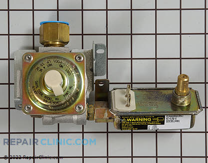 Oven Valve and Pressure Regulator WB19K10010      Main Product View