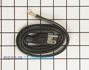 Power Cord - Part # 943279 Mfg Part # WC12X10002