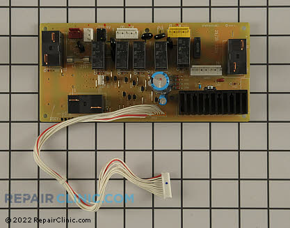 Main Control Board WP26X10018 Main Product View