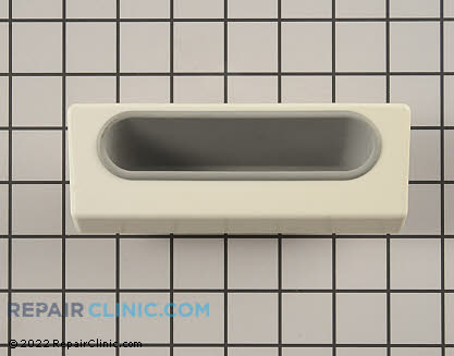 Door Handle 8536933 Main Product View