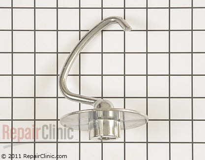 Dough Hook 9706626 Main Product View