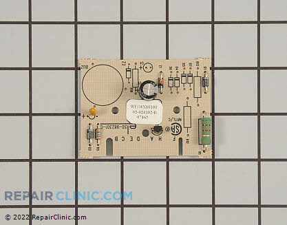 Dryness Control Board (OEM)  WE04X10103 - $34.80