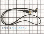 Power Cord - Part # 1264200 Mfg Part # WE08X10075