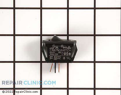 Rocker Switch (OEM)  31986601B - $22.95